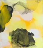 Staining_oil, ink/linen,