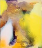 Imbuing_oil, ink/linen,106x95cm/42x37in