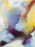 Imbuing 0717_057, Oil, ink/Linen, 97x71cm/38x28in