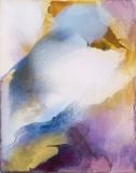 Imbuing 0817_063, Oil, ink/Linen, 51x40cm/20x16in
